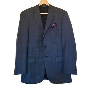 Jos. A. Banks Gray Traveller Suit Jacket
